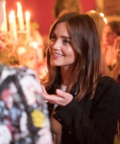 @jenna_coleman_ at the #Bazaar150 party at the @theritzlondon last night - with thanks to @cartier and @maseratigb. Go inside the intimate event via the link in our bio #BazaarLoves #JennaColeman ( by @oliverholms)  via HARPER'S BAZAAR UK MAGAZINE OFFICIAL INSTAGRAM - Fashion Campaigns  Haute Couture  Advertising  Editorial Photography  Magazine Cover Designs  Supermodels  Runway Models