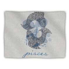 Kess InHouse Belinda Gillies Pisces Pet Blanket 40 by 30Inch >>> Read more  at the image link.
