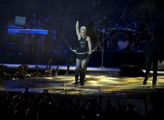 Pink at the 2012 Capital FM Jingle Bell Ball