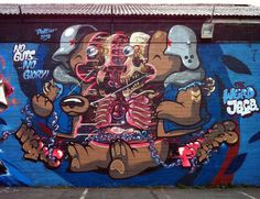Flying Fortress & Nychos