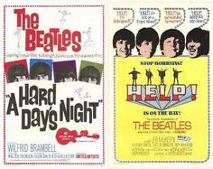 The Beatles in... HELP! & A HARD DAY'S NIGHT