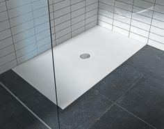 Bodengleiche duschwanne  Duravit Starck Slimline Duschwanne Quadrat ohne Schürze weiß ...