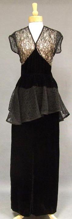 Emma Domb, 1940's