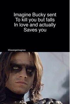 Bucky imagine.