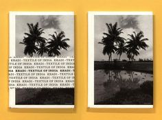 KHADI – Textile of India Photography: Manuel Bauer, Text: Christian Schmidt and Bernard Imhasly Kontrast Verlag 128 pages, 16 × 24 cm Design by Prill & Vieceli, 2002
