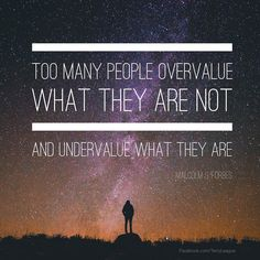 """Too many people overvalue what they are not and undervalue what they are."""" #qotd #quote #quotes #motivation #inspiration #business #entrepreneur #mompreneur #terryleague"""