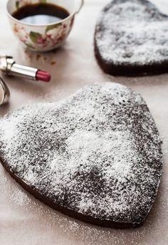 Kuchnia Nastrojowa: Oliwne ciasto czekoladowe
