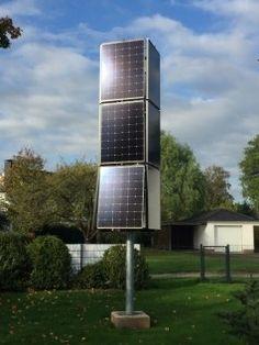 Sharp s associe à HKW Solar Energy Systems et met au point une solution  solaire innovante   la « Solar Tower ». Avec 15 ans d expérience au sein de  ... ef17391848fc