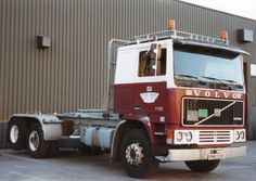Gamle Lastebiler - Volvo F-Serie