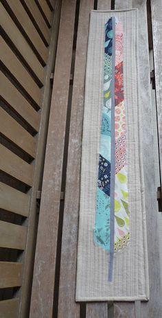 Fabric Mutt: Feather Runner