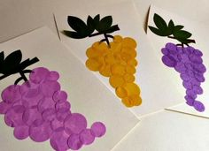 Uvas Autumn Crafts, Autumn Art, Nature Crafts, Decor Crafts, Diy And Crafts, Crafts For Kids, Arts And Crafts, Fall Art Projects, School Art Projects