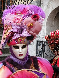 Carnaval Vénitien d'Annecy #CarnavalVenitienAnnecy #Carnival #Annecy #France