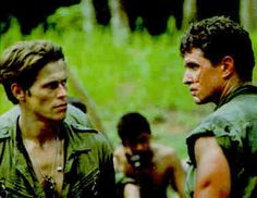 """Platoon.  """"Where you at Manny?"""""""
