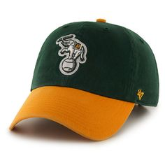 436c9a1fe52 Oakland Athletics  47 Clean Up Adjustable Cap by  47 Brand - MLB.com