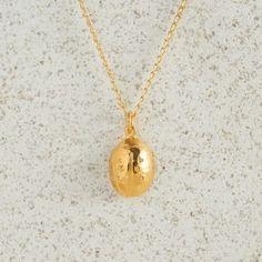 Ladybird Charm Pendants in Yellow Gold £70.00 - £74.00