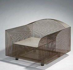 the Moon Chair, Shiro Kuramata, @ Vitra Furniture
