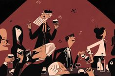 Hard to join and expensive to remain in, high-end wine clubs offer discerning oenophiles a chance to sample great vintages—and break into song. Lettie Teague goes behind the closed doors.