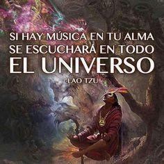 Si hay música en tu alma se escuchará en todo el universo