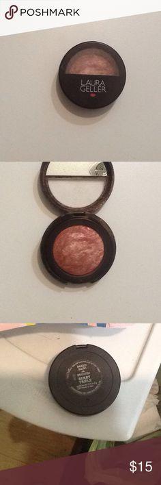 Laura Geller Blush Blush and Brighten Berry Trifle Laura Geller Makeup Blush