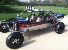 Baja Bug, Sand Rail, Sand Toys, Rally Car, Monster Trucks, Deserts, Dune Buggies, Offroad, Vehicles