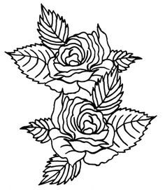 Çiçek Boyama Resim , Çiçek Boyama Sayfası 8