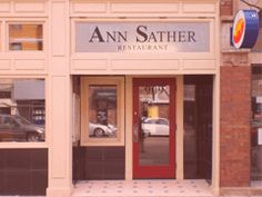 Our Swedish Chicago Heritage: ANN SATHER restaurant in Andersonville-Chicago shares their Swedish recipes!