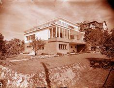 LAJOS KOZMA Art Nouveau, Art Deco, Bauhaus Style, Modernism, Hungary, Budapest, Modern Architecture, Landscapes, Mansions