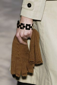 Burberry Prorsum Fall 2006 - Details