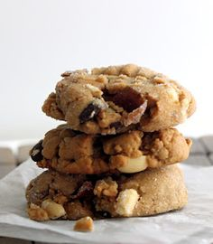 Badger Kitchen: Peanut Butter Bacon Chocolate Chip Cookies