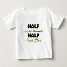 Half Hospital Pharmacist Half Rock Star T Shirt, Hoodie Sweatshirt