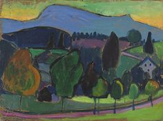 Image result for gabriele munter paintings for sale