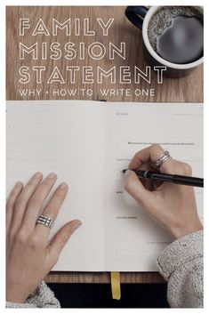 How to write a Family Mission Statement Catholic Blogs, Catholic Online, Family Mission Statements, Looking For Marriage, Catechism, Religious Art, Lessons Learned, Writing, Learning