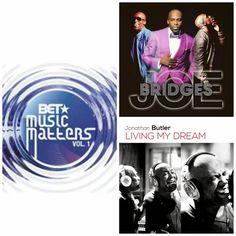 New #RnB #Soul album releases from #Joe, #JonathanButler and #BET