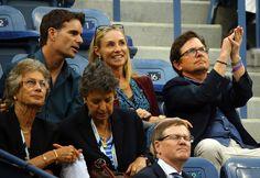 Jeff Gordon Photos: 2014 U.S. Open - Day 15