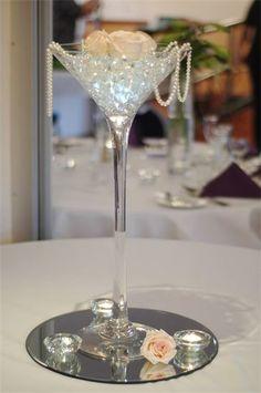 Blue Horseshoe Weddings & Events - Centre Pieces
