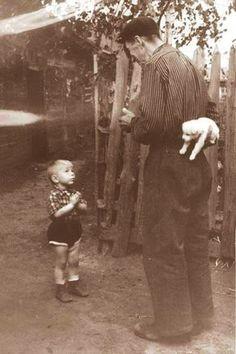 Un istante prima della felicità, 1955