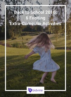 If you're looking for extra-curricular activities to enrol your children in this…