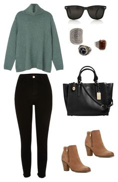 """Untitled #47"" by kerrie-gregory on Polyvore featuring ALDO, Coach and MANGO"