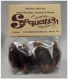 Sasquatch Pecan Turtles (dk)