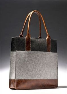 49 Best Wool tote images  605a76334b4