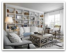 I want this bookcase!  (But mine would be stuffed with books.....)