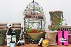 Pamper gifts, stylish gardening items & sweet treats. A gift for Her. http://www.giftloft.co.nz/collections/garden-gifts