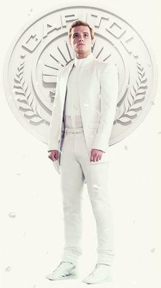 Capitol Couture - Peeta Mellark