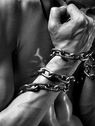 Love a man in chains