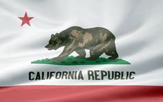 California flag image.