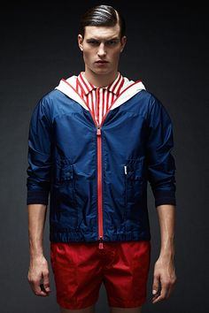 .Moncler Grenoble 2013 Spring/Summer Collection.