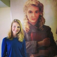 Sophie Nelisse  Shes so pretty!