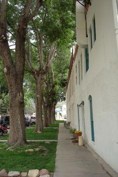 Raton, NM : Third Street, Raton, NM. El Portal Hotel