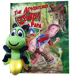 Mommy's Gone Crazy: The Adventures of Camp Nana Papa Review & Giveaway...