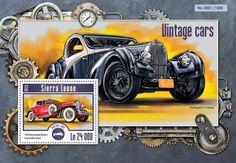 SRL15212b Vintage cars (1930 Duesenberg Model J Convertible Sedan)